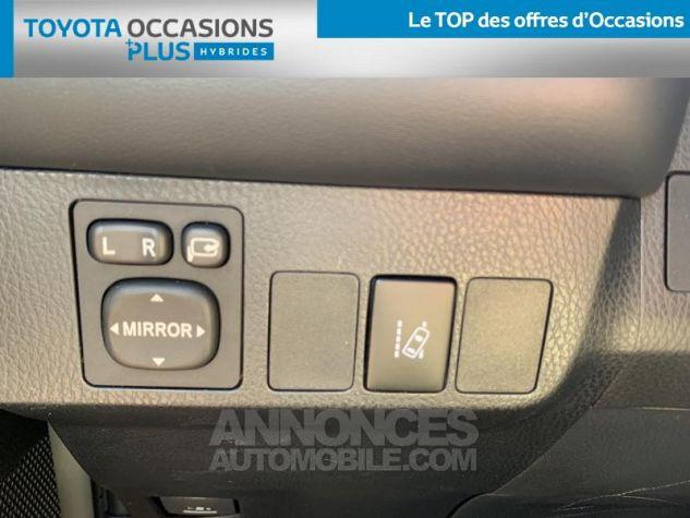 Toyota RAV4 197 Hybride Collection 2WD CVT RC18 1D6 GRIS ACIER Occasion - 16