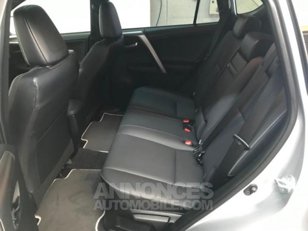 Toyota RAV4 197 Hybride Collection AWD CVT GRIS C Occasion - 6