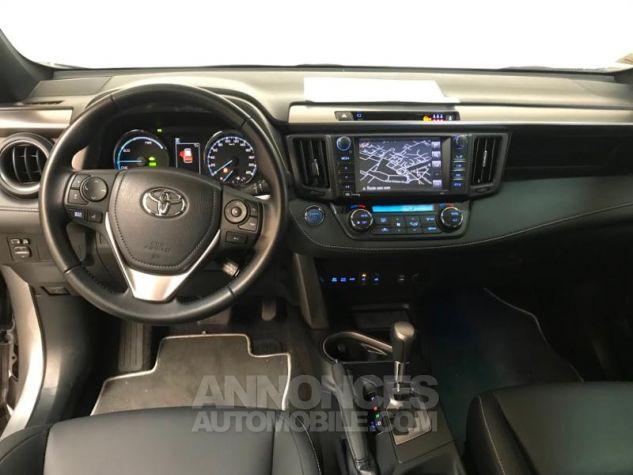 Toyota RAV4 197 Hybride Collection AWD CVT GRIS C Occasion - 9
