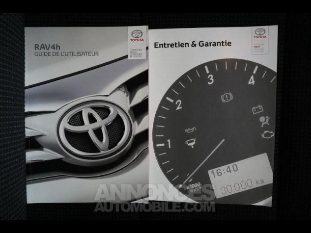 Toyota RAV4 197 Hybride Design 2WD CVT BLANC NACRE Occasion - 16