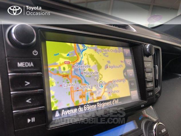 Toyota RAV4 197 Hybride Design 2WD CVT Blanc Occasion - 6