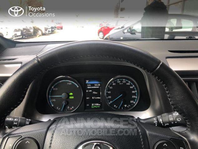 Toyota RAV4 197 Hybride Design 2WD CVT Blanc Occasion - 7