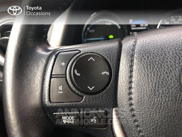 Toyota RAV4 197 Hybride Design 2WD CVT Blanc Occasion - 9