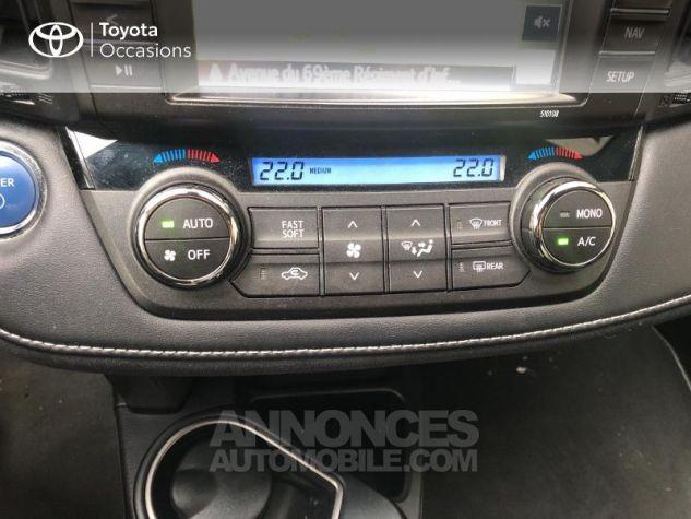 Toyota RAV4 197 Hybride Design 2WD CVT Blanc Occasion - 10