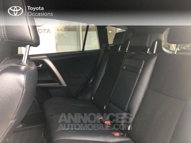 Toyota RAV4 197 Hybride Design 2WD CVT Blanc Occasion - 13