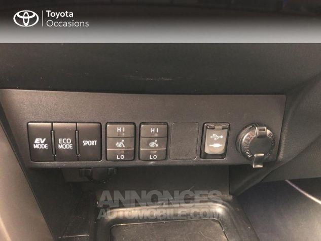 Toyota RAV4 197 Hybride Design 2WD CVT Blanc Occasion - 15