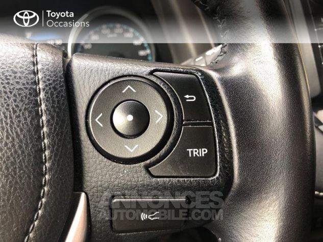 Toyota RAV4 197 Hybride Design 2WD CVT Blanc Occasion - 16