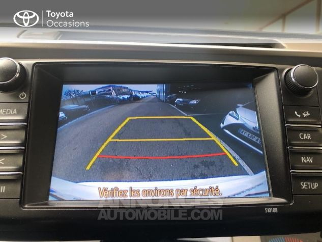 Toyota RAV4 197 Hybride Design 2WD CVT Blanc Occasion - 18