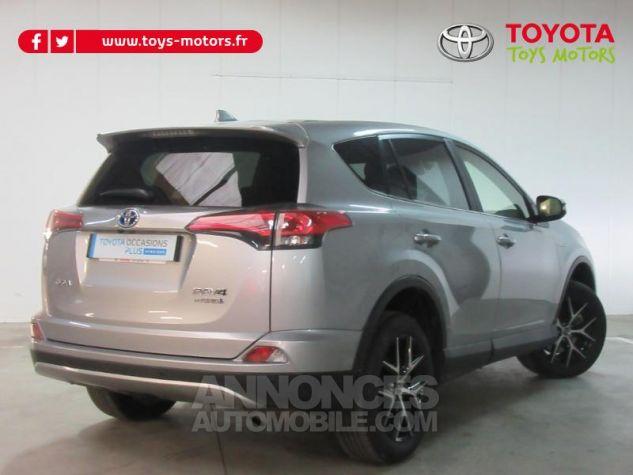Toyota RAV4 197 Hybride Design AWD CVT GRIS C Occasion - 1