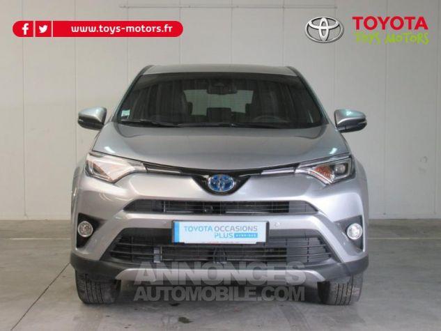Toyota RAV4 197 Hybride Design AWD CVT GRIS C Occasion - 2