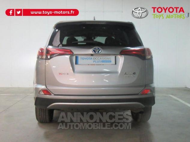 Toyota RAV4 197 Hybride Design AWD CVT GRIS C Occasion - 4