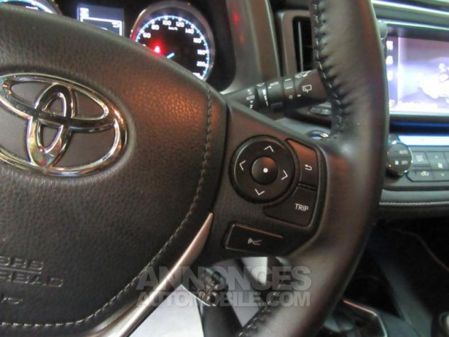 Toyota RAV4 197 Hybride Design AWD CVT GRIS C Occasion - 9