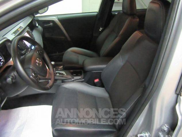 Toyota RAV4 197 Hybride Design AWD CVT GRIS C Occasion - 16
