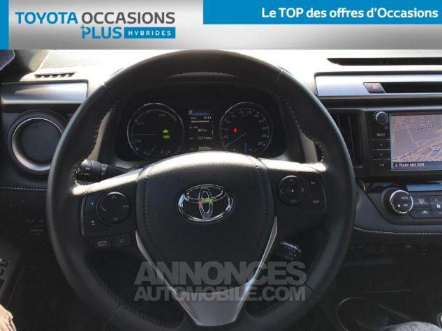 Toyota RAV4 197 Hybride Design AWD CVT NOIR Occasion - 5