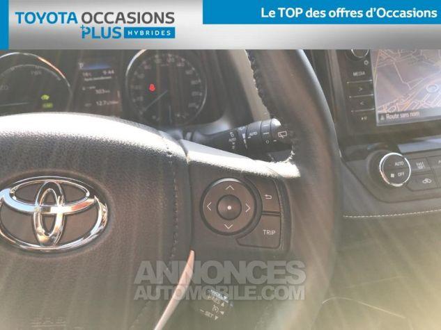 Toyota RAV4 197 Hybride Design AWD CVT NOIR Occasion - 7