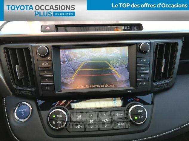 Toyota RAV4 197 Hybride Design AWD CVT NOIR Occasion - 9