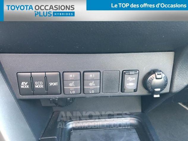 Toyota RAV4 197 Hybride Design AWD CVT NOIR Occasion - 10