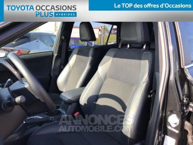 Toyota RAV4 197 Hybride Design AWD CVT NOIR Occasion - 12