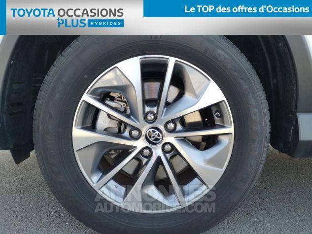 Toyota RAV4 197 Hybride Dynamic 2WD CVT BLANC Occasion - 3