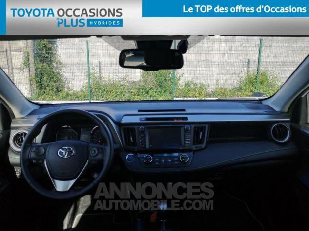 Toyota RAV4 197 Hybride Dynamic 2WD CVT BLANC Occasion - 4