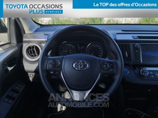 Toyota RAV4 197 Hybride Dynamic 2WD CVT BLANC Occasion - 5
