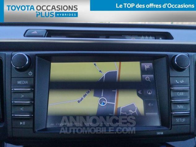 Toyota RAV4 197 Hybride Dynamic 2WD CVT BLANC Occasion - 6