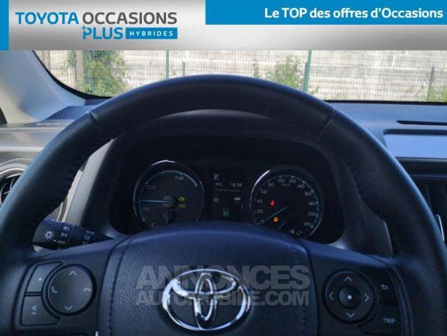 Toyota RAV4 197 Hybride Dynamic 2WD CVT BLANC Occasion - 7