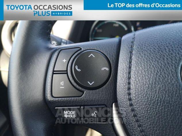 Toyota RAV4 197 Hybride Dynamic 2WD CVT BLANC Occasion - 9