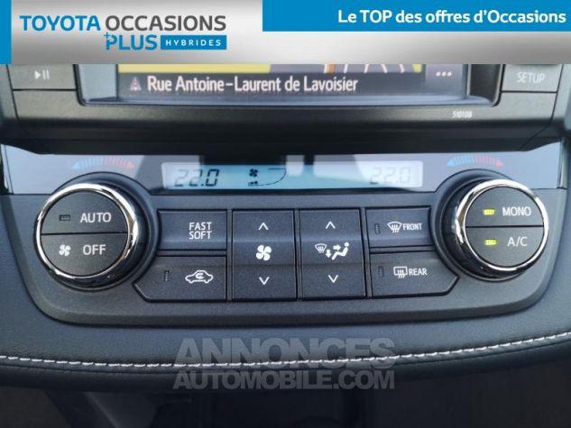Toyota RAV4 197 Hybride Dynamic 2WD CVT BLANC Occasion - 10