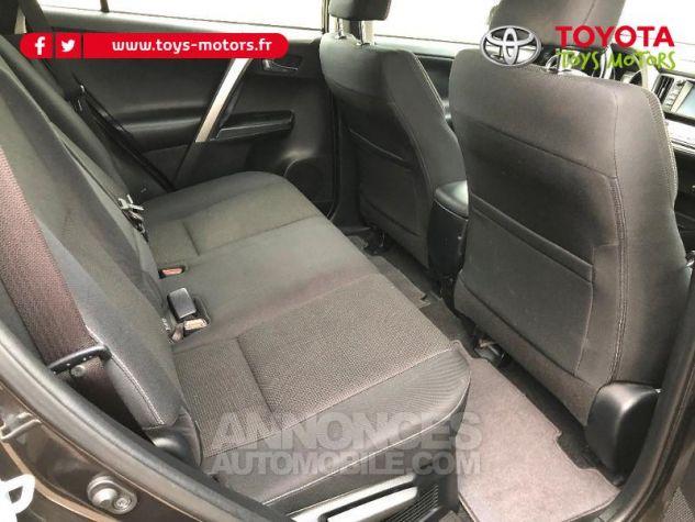 Toyota RAV4 197 Hybride Dynamic 2WD CVT Brun Fonce Occasion - 9