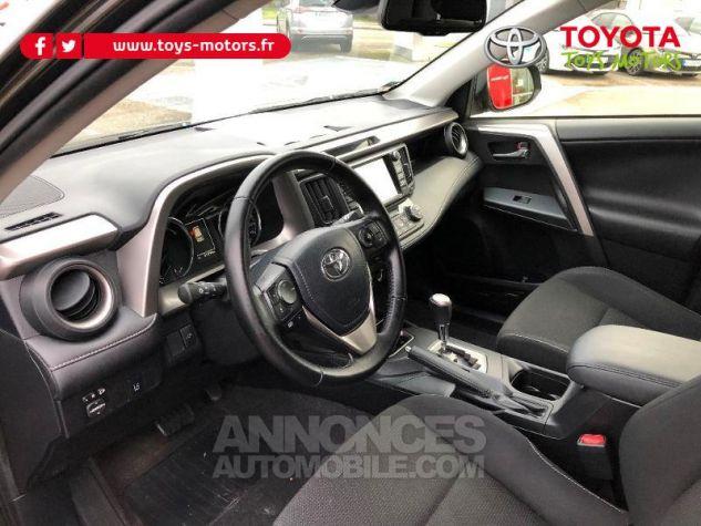 Toyota RAV4 197 Hybride Dynamic 2WD CVT Brun Fonce Occasion - 11