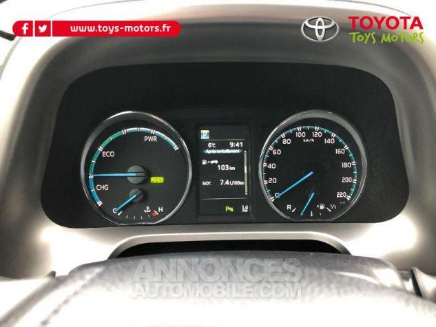 Toyota RAV4 197 Hybride Dynamic 2WD CVT Brun Fonce Occasion - 12