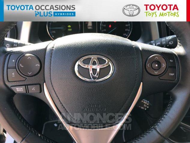 Toyota RAV4 197 Hybride Dynamic 2WD CVT Blanc Nacré Occasion - 9