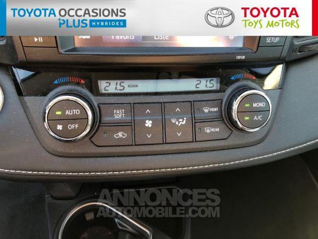Toyota RAV4 197 Hybride Dynamic 2WD CVT Blanc Nacré Occasion - 10