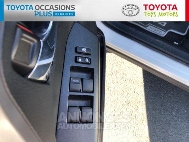 Toyota RAV4 197 Hybride Dynamic 2WD CVT Blanc Nacré Occasion - 11