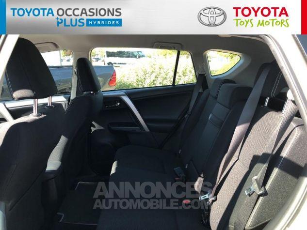 Toyota RAV4 197 Hybride Dynamic 2WD CVT Blanc Nacré Occasion - 13