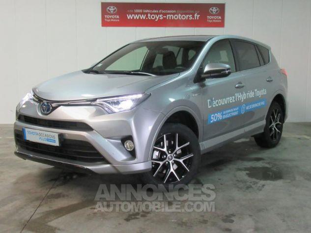 Toyota RAV4 197 Hybride Dynamic AWD CVT  Occasion - 0
