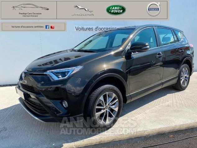 Toyota RAV4 197 Hybride Dynamic Business AWD CVT Marron Occasion - 0