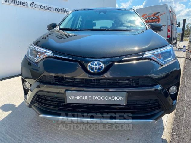 Toyota RAV4 197 Hybride Dynamic Business AWD CVT Marron Occasion - 7