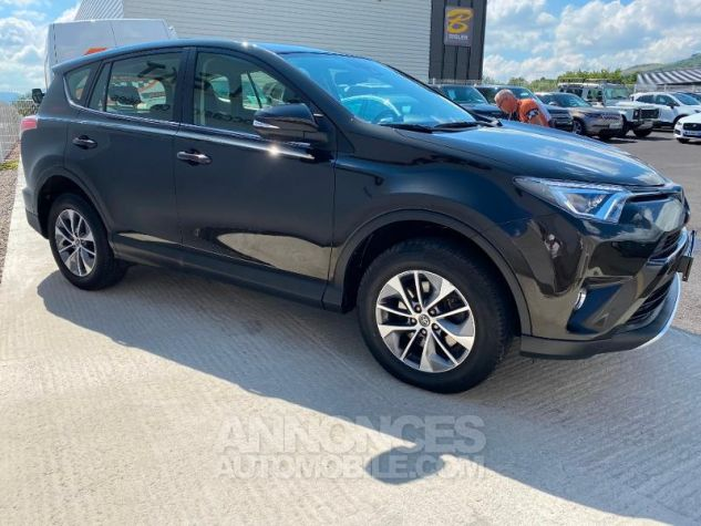Toyota RAV4 197 Hybride Dynamic Business AWD CVT Marron Occasion - 8