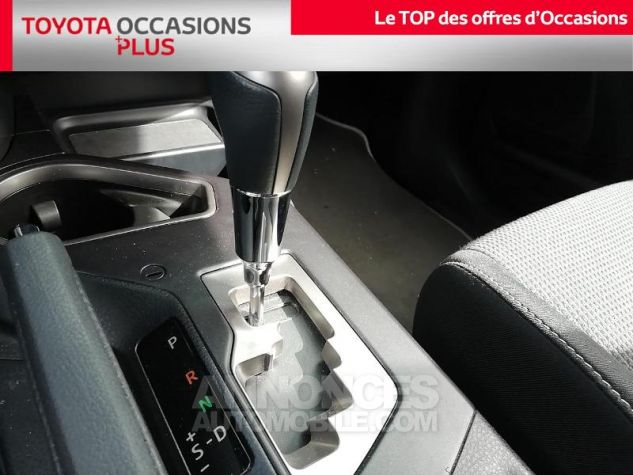 Toyota RAV4 197 Hybride Dynamic Edition 2WD CVT Blanc Pur Occasion - 8