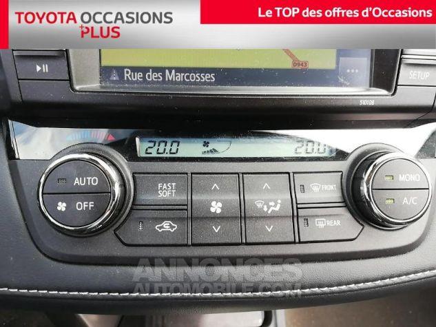 Toyota RAV4 197 Hybride Dynamic Edition 2WD CVT Blanc Pur Occasion - 10