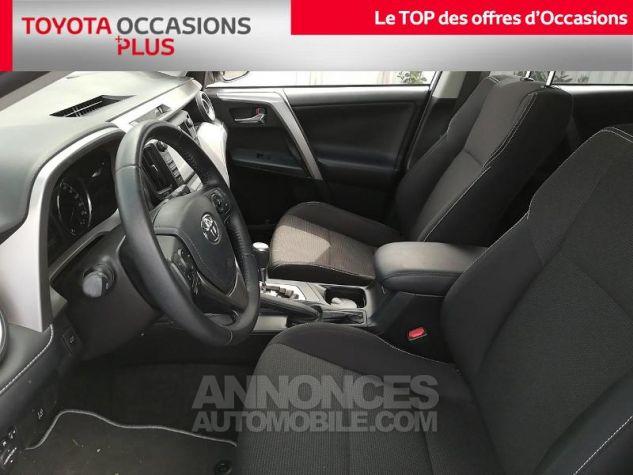 Toyota RAV4 197 Hybride Dynamic Edition 2WD CVT Blanc Pur Occasion - 12