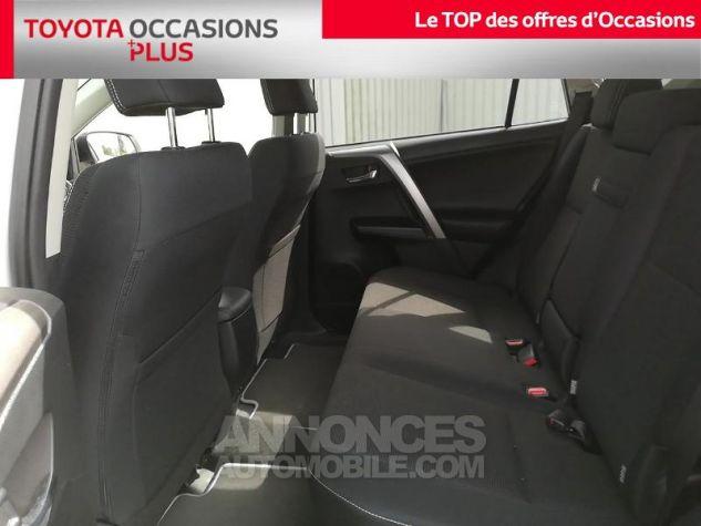 Toyota RAV4 197 Hybride Dynamic Edition 2WD CVT Blanc Pur Occasion - 13