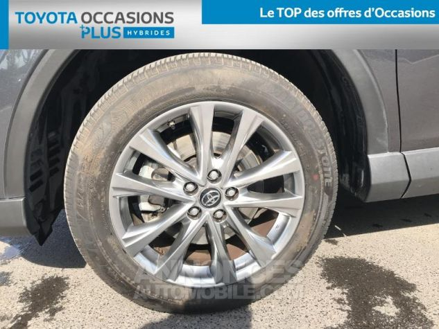 Toyota RAV4 197 Hybride Dynamic Edition 2WD CVT RC18 GRIS ATLAS Occasion - 3