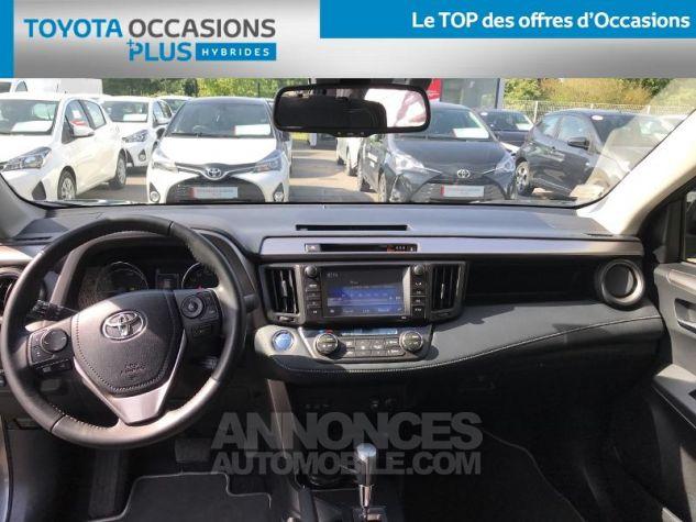 Toyota RAV4 197 Hybride Dynamic Edition 2WD CVT RC18 GRIS ATLAS Occasion - 4