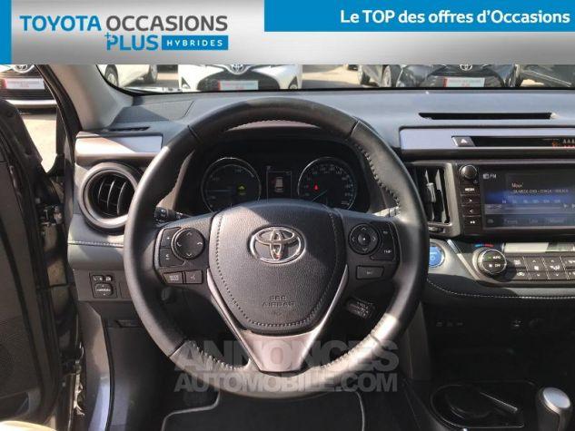 Toyota RAV4 197 Hybride Dynamic Edition 2WD CVT RC18 GRIS ATLAS Occasion - 5