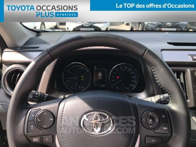 Toyota RAV4 197 Hybride Dynamic Edition 2WD CVT RC18 GRIS ATLAS Occasion - 7