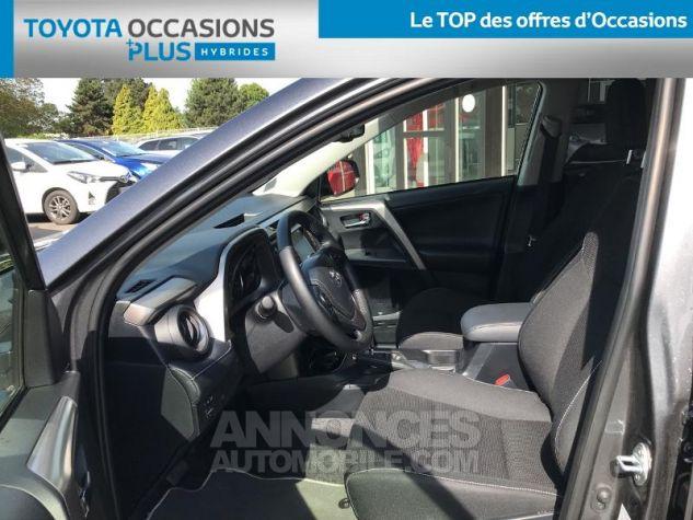 Toyota RAV4 197 Hybride Dynamic Edition 2WD CVT RC18 GRIS ATLAS Occasion - 12