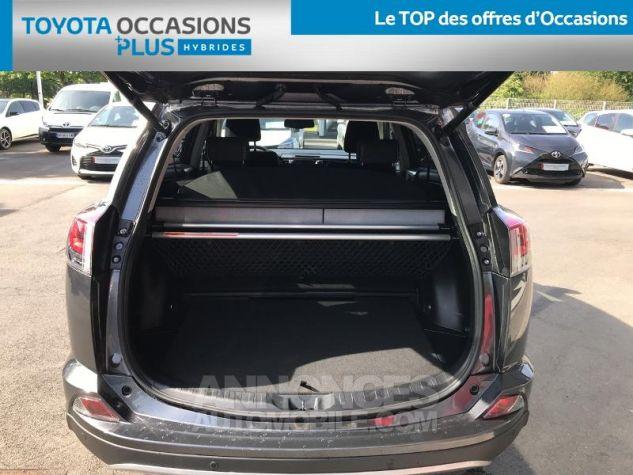 Toyota RAV4 197 Hybride Dynamic Edition 2WD CVT RC18 GRIS ATLAS Occasion - 14